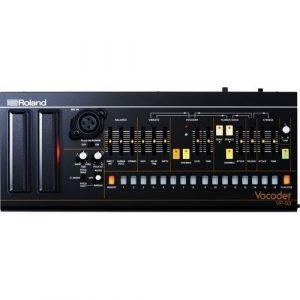 דור חדש לסינטיסייזר Vocoder הקלאסי VP-330 מבית Roland