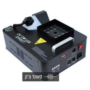 APEXTONE מכונת עשן עם 24 LED