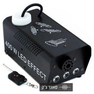 APEXTONE מכונת עשן עם 3 LED