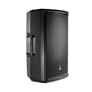 רמקולים מוגברים JBL להשכרה 15″ בהספק 1000 וואט עם חיבור בלוטוס