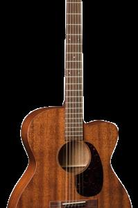 גיטרה אקוסטית מוגברת + ארגז MARTIN OMC15ME