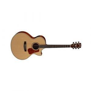 גיטרה אקוסטית מוגברת CORT NDX20 NAT