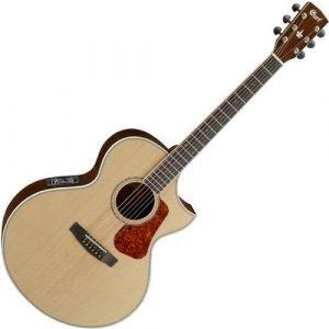 גיטרה אקוסטית מוגברת CORT NDX50 NAT