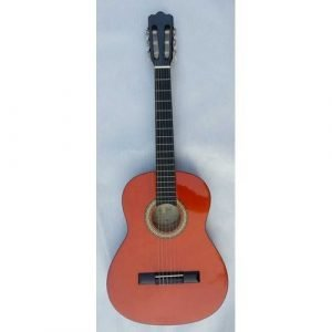 גיטרה קלאסית 3/4 אלברטו מנצ'יני YELLOW Alberto Manchini