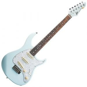 גיטרה חשמלית PEAVEY Raptor® Custom Columbia Blue