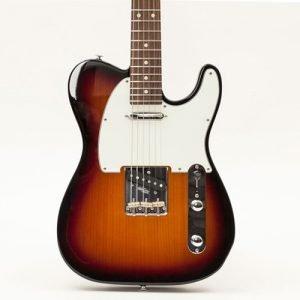 גיטרה SUHR Classic T Pro 3 Tone Burst Alder Indian Rosewood פינגרבורד SS SSCII
