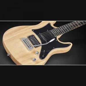 גיטרה חשמלית FRAMUS FDS Diablo Pro Natural Transparent Satin