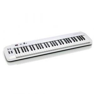 מקלדת שליטה SAMSON Carbon 61 MIDI Keyboard Controller