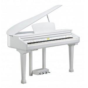 פסנתר כנף חשמלי לבן 88 קלידים KURZWEIL KAG100 WHP
