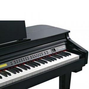 פסנתר כנף חשמלי שחור 88 קלידים KURZWEIL KAG100 BP