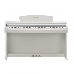 פסנתר חשמלי לבן 88 קלידים KURZWEIL M110 WH