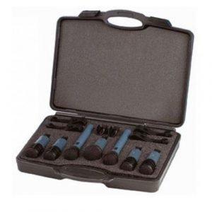 סט 7 מיקרופונים לתופים אודיו טכניקה MB-DK7 Audio Tchnica