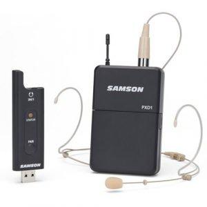 מיקרופון אלחוטי מדונה SAMSON Stage XPD2 Headset Wireless System
