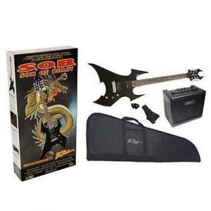 SON OF BEAST MASTER BC Rich