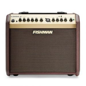 מגבר לאקוסטית FISHMAN LOUDBOX MINI + BT 60W