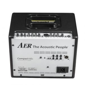 מגבר לגיטרה אקוסטית AER COMPACT60/4 White WSF 60W