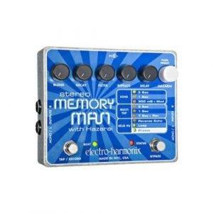 Stereo Memory Man w/Hazerai Electro Harmonix