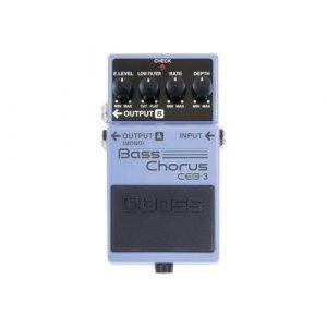 אפקט קורוס לבס בוס CEB-3 Boss