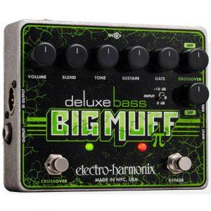 Deluxe Bass Big Muff pedal Electro Harmonix