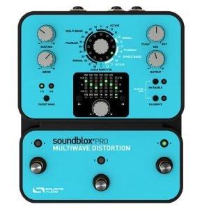 מולטי דיסטורשן פרו לבס Soundblox Pro Multiwave Bass Distortion Source Audio