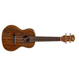 Uke Maluhia Concert יוקליילי קונצרט איכותי מעץ מהגוני מבית Luna Luna Guitars