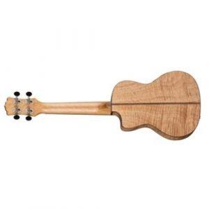 Uke High Tide Exotic יוקליילי קונצרט איכותי מעץ מהגוני מבית Luna Luna Guitars