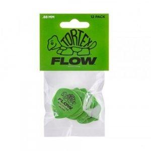 מארז 12 מפרטים DUNLOP TORTEX FLOW STD 0.88