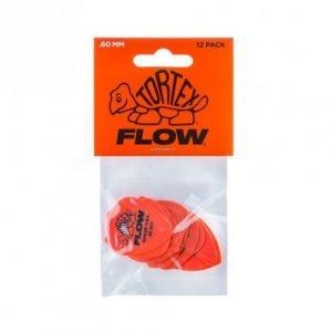 מארז 12 מפרטים DUNLOP TORTEX FLOW STD 0.60