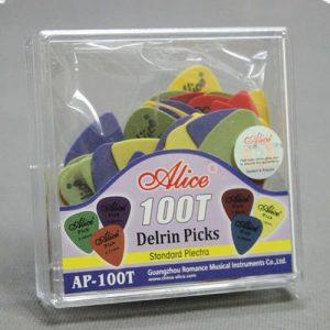 קופסה עם 100 מפרטים ALICE AP100T DERLIN