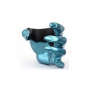 מתלה לגיטרה יד Lake Placid Blue LEFT HAND Grip Studio