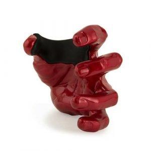 מתלה לגיטרה יד MALE GRIP RED LEFT HAND Grip Studio