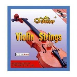 סט מיתרים לכינור ALICE A703A