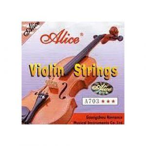 סט מיתרים לכינור ALICE A703A 1/2