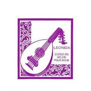 סט מיתרים לעוד SAVAREZ LEONIDA 5 strings 5580F