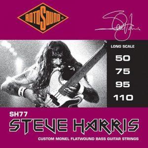 סט מיתרים בס ROTOSOUND STEVE HARRIS 0.50