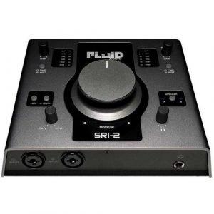 כרטיס קול למחשב / Fluid Audio SRI-2 Ipad
