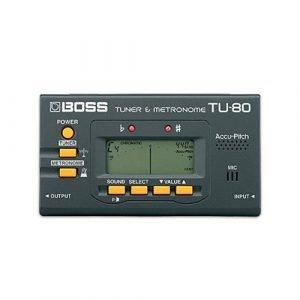 מטרונום טיונר בוס TU-80 Boss