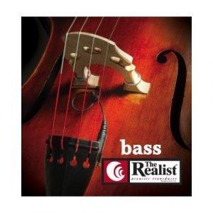 פיק אפ לקונטרבס The Realist WoodTone Piezo Transducer for String Bass